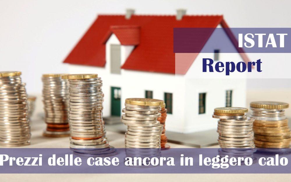Istat – Prezzi e andamento immobiliare
