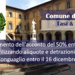 Prato – Imu e Tasi 2015